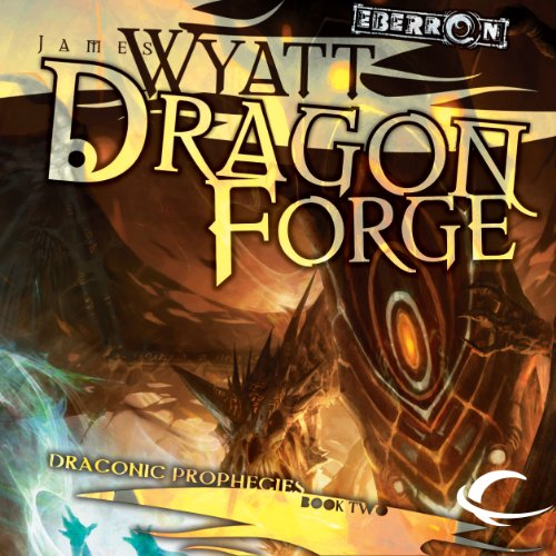 Dragon Forge audiobook cover art