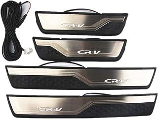 Suchergebnis Auf Für Honda Cr V Einstiegsleisten Türschweller Car Styling Karosserie Anbautei Auto Motorrad