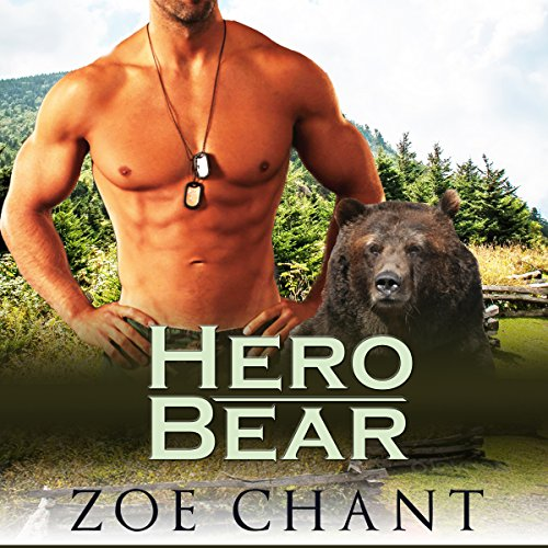 Hero Bear audiobook cover art