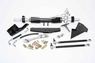 SpeedDirect 83037 Steeroids Rack & Pinion Conversion Kit for C2 & C3 Chevrolet Corvette Manual Steering