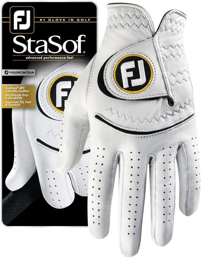 Max 49% OFF FootJoy Sta Sof Golf Gloves New XXL Left Max 86% OFF White Cadet Hand