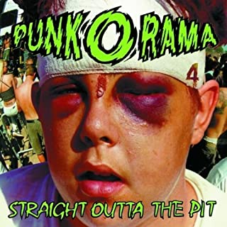 Various - Punk-O-Rama 4 (Straight Outta The Pit) - Epitaph - 6563-2 by V/A (1999-01-01)