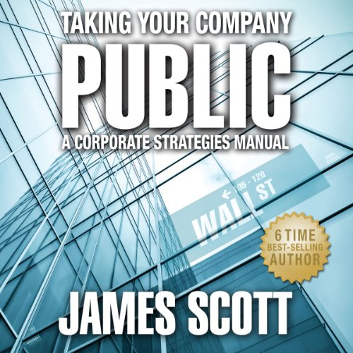 Taking Your Company Public audiobook cover art