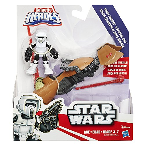Star Wars - Figura Galactic Heroes (Hasbro)