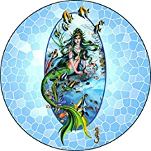 mermaid jeep tire cover