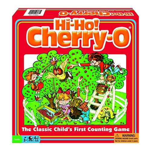 Winning Moves Games Hi - Ho! Cherry - O Board Game