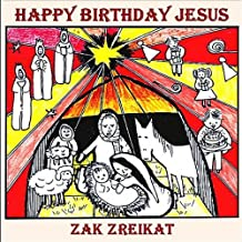 happy birthday jesus backing track