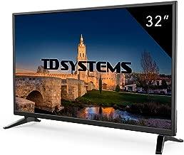 TD Systems K32DLM7H - Televisor LED de 32