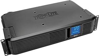 Tripp Lite 1500VA Smart UPS Battery Back Up, 900W Rack-Mount/Tower, LCD, AVR, USB, DB9, 3 Year Warranty & Dollar 250,000 Insurance (SMART1500LCD)