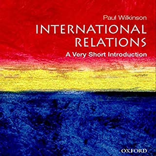 International Relations cover art
