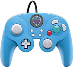 PDP Controle Gaming Legend Of Zelda Link GameCube Wired Fight Pad Pro Controlador: Link - Nintendo Switch