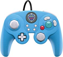 Nintendo Switch Legend of Zelda Link GameCube Style Wired Fight Pad Pro Controller by..