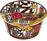 どん兵衛 肉うどん ミニ 40g ×12食