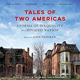 Tales of Two Americas audiobook cover art