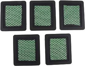 エアフィルター プラスチック製 便利グッズ 交換性 5個 ホンダGC135 GCV135 GC160 GCV160 GC190 GCV190 GX100対応