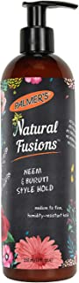 Palmers Natural Fusions Neem and Buruti Style Hold, 350 ml, 12 Ounce (3906-6)