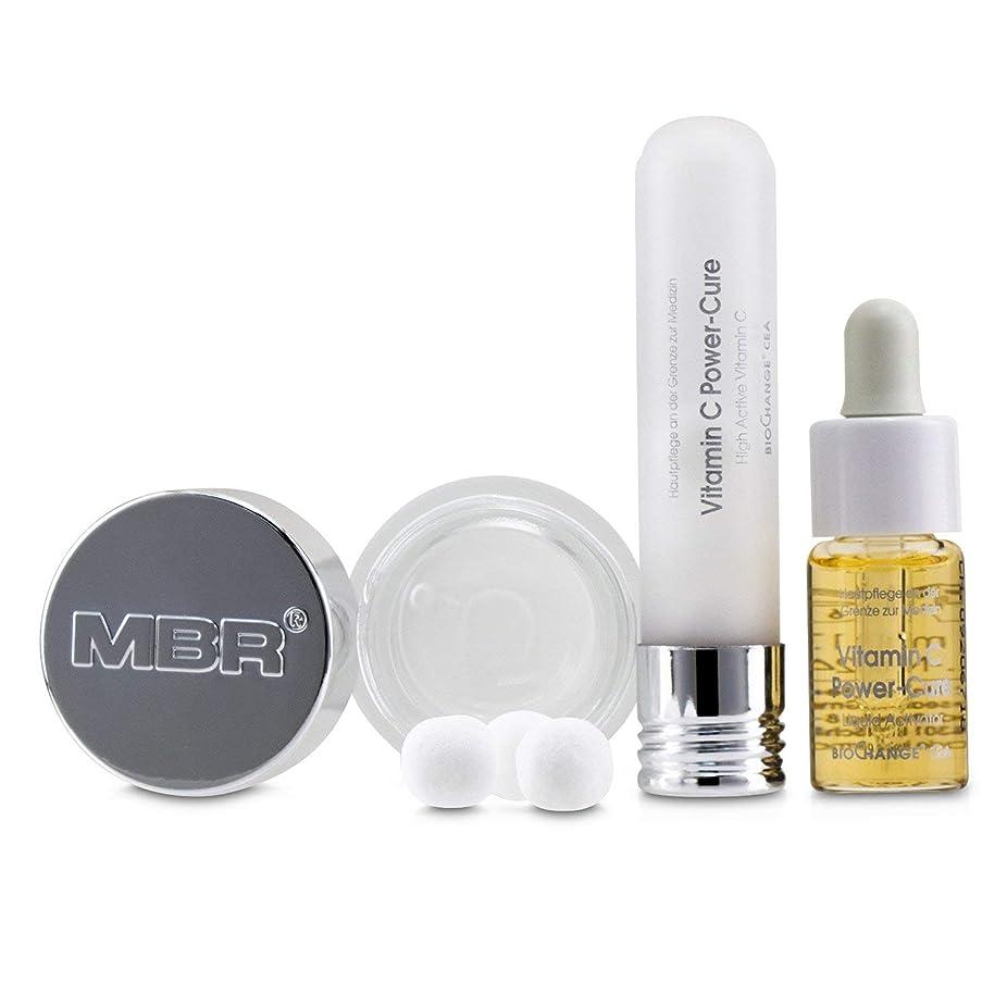 画面トランスペアレントスポンジMBR Medical Beauty Research BioChange CEA Vitamin C Power-Cure 7pcs並行輸入品