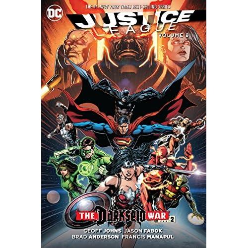 Justice League 8: Darkseid War