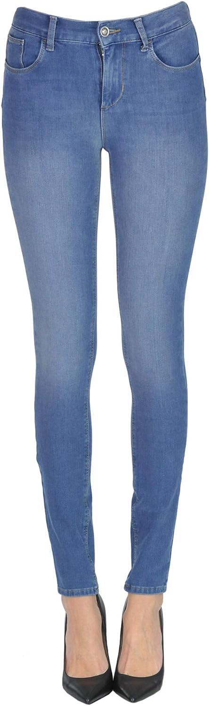 Liu jo jeans, jeans skinny per donna,80% cotone, 12% poliestere, 8% elastan U18044D4195