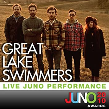 Pulling On A Line (Live Juno Performance 2010)