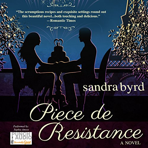 Piece de Resistance audiobook cover art