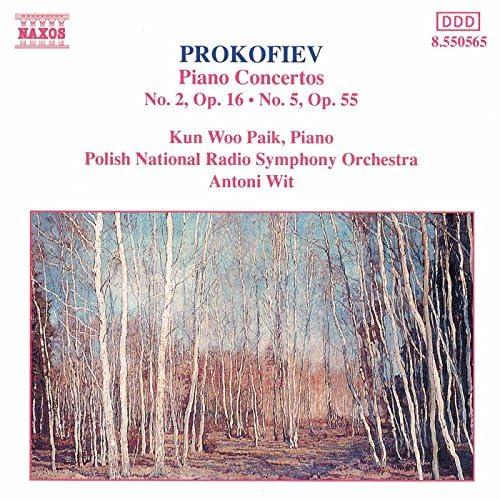 Kun Woo Paik, Polish National Radio Symphony Orchestra & Antoni Wit