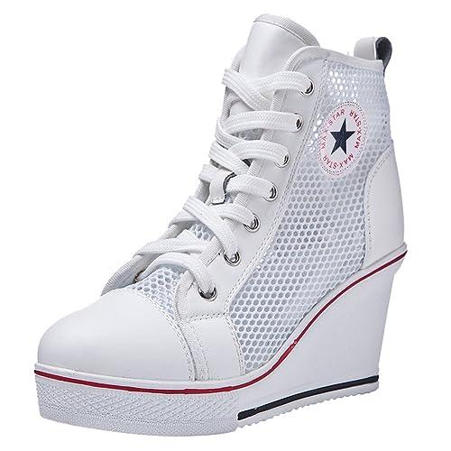 55c2c473235f6 Women's Wide Width Wedge Heel: Amazon.com