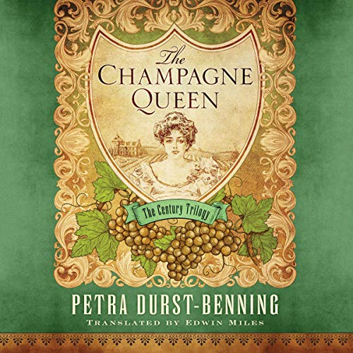 The Champagne Queen cover art