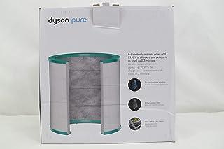 Best Dyson Air Purifier Replacement (TP01, TP02, BP01) 360° Glass HEPA Filter, Silver/Green Review