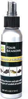 Four Seasons Sandal Cleaner & Deodorizer 4 Oz(fsscd)