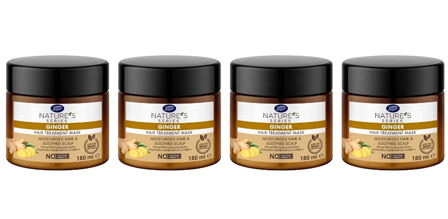 latest Nature's Series Ginger Outlet sale feature Hair Treatment Mask ml - 4. x 180