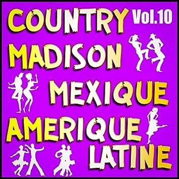 Country, Madison: Mexique, Amérique Du Sud, Vol. 10