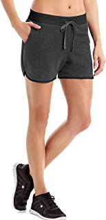 Hanes Sport Women's French Terry Shorts