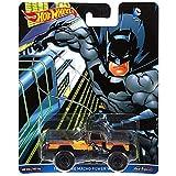 Hot Wheels Batman 1980 Dodge Macho Power Wagon Diecast Car 1:64 Scale