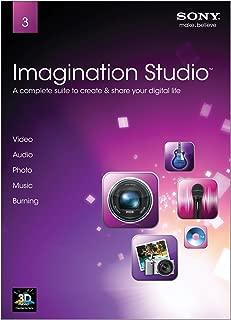 Sony Creative Software Imagination Studio 3 V.3 [Old Version]