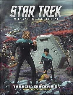 Modiphius Star Trek Adventures: The Sciences Division