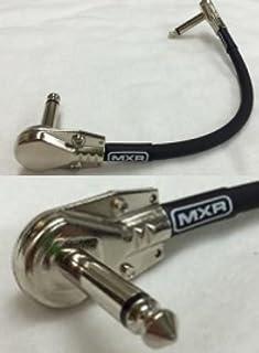 DCIW24 24ft Wooven Silver Instrument Cable 7.62m Color blanco cable de audio MXR Cable