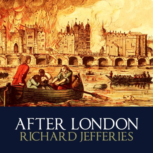 After London or Wild England audiobook cover art