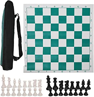 Keenso Portable International Chess, Juego de Tablero de aje