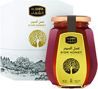 raw sidr honey