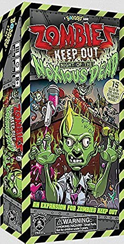 Zombies Keep Out - Night of the Noxious Expansion by Privateer Press