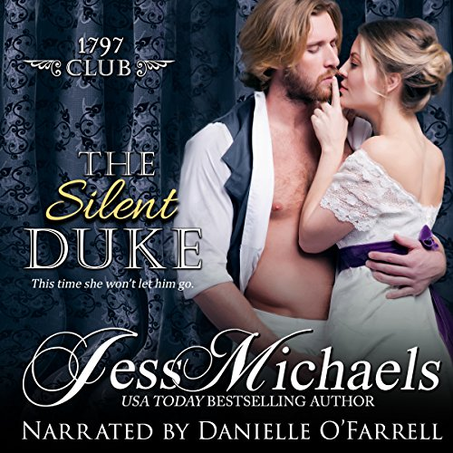 Couverture de The Silent Duke