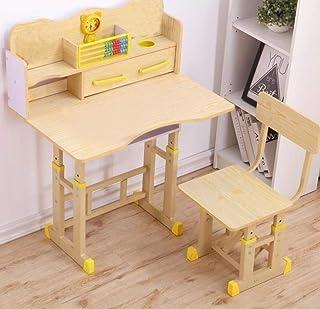 RAN-KID-DS-1003 Kids' Study Table, Oak - 70x70x50cm