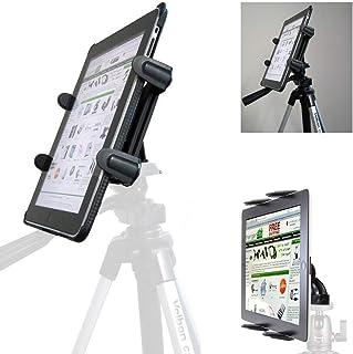 ChargerCity Vibration Free 360° Adjust Tripod Mount 1/4-20 Adapter, HDX-Lock Holder for Apple iPad Pro iPad Air Mini Galax...