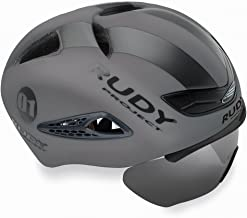 RUDY PROJECT Boost 01 with Optical Shield Titanium Matte - Small / Medium