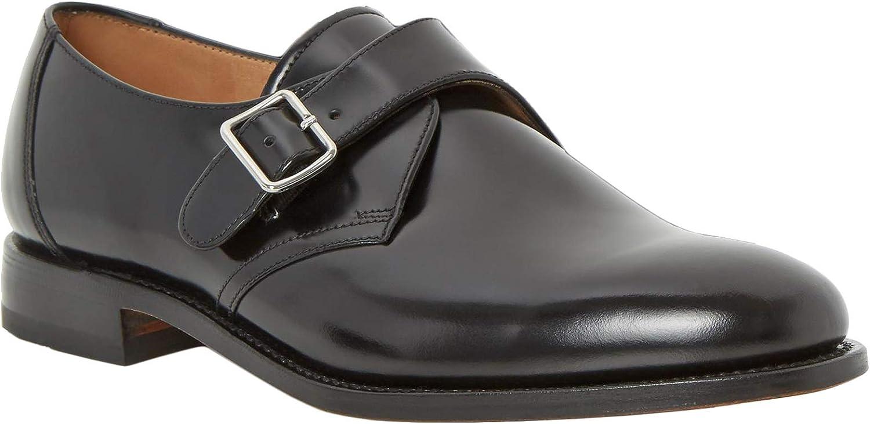 Loake Mens 204B schwarz Leather schuhe 46 46 EU  Beste Preise und frischeste Styles