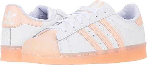 Footwear White/Haze Coral/Footwear White