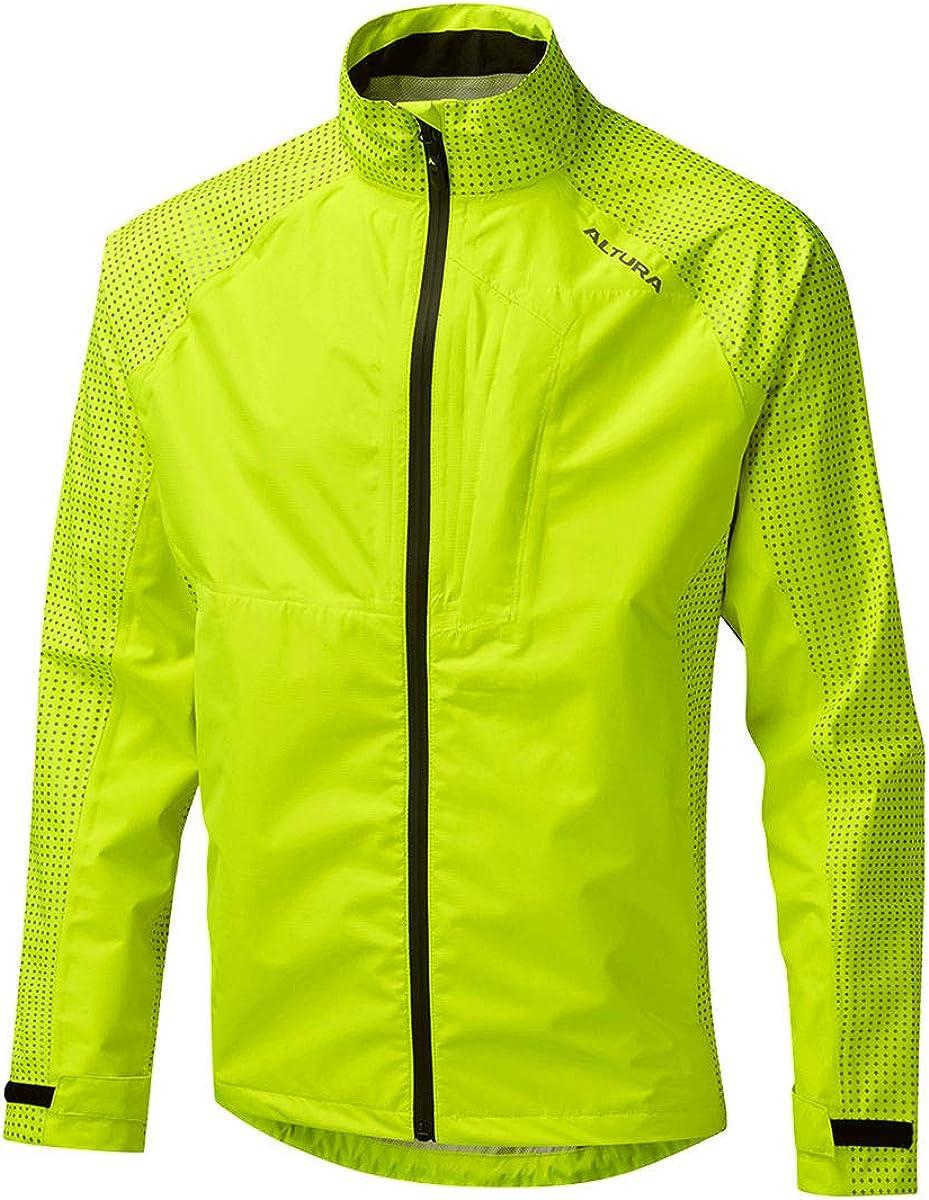 Altura Night Vision Storm Mens Waterproof Cycling Jacket