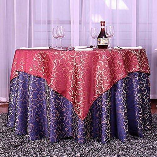 Obtén lo ultimo Mantel de mesa de doble estilo europeo Mantel Mantel Mantel de mesa pastoral Mantel de mesa Mantel de hotel ( Color   C , Tamaño   1.3 m round )  punto de venta de la marca
