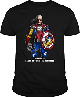 Best stan lee t shirt thanks for the memories Reviews